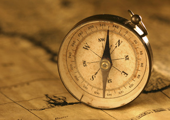 Magnetic Compass on Us History Explorers
